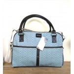 BABY BAG | Mudcloth Mint Mint