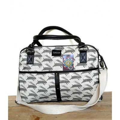 BABY BAG | Springhaas Grey Natural