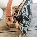 Pouch Bag | Leopard Black