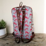 Backpack | Bokke Red Mint