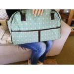 Zanzibar Travel Bag | Starflower Mint