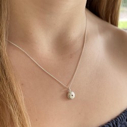Sea Urchin Sterling Silver | Necklace