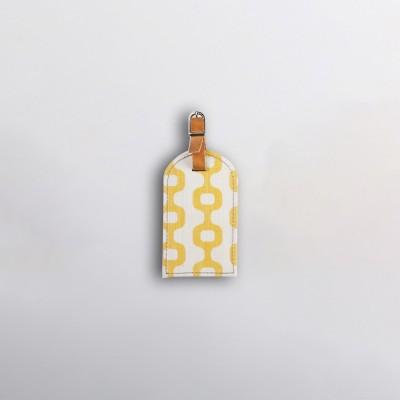 Luggage Tag | Chain Daffodil