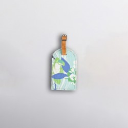 Luggage Tag | Toucan Blue