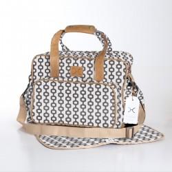 Nappy Bag & Changemat | Chain Rabbit