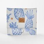 Roll Up Vanity | Pineapple Blue