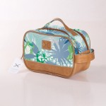 Vanity Bag  | Toucan Blue