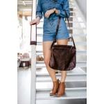 Boho Sling Bag | Hazelnut