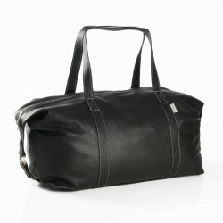 Masai Carrier Weekender Bag | Black