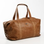 Masai Carrier Weekender Bag | Hazelnut