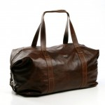 Masai Carrier Weekender Bag | Tabacco