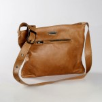 Mini Messenger Handbag | Hazelnut