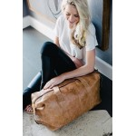 Masai Carrier Weekender Bag | Black
