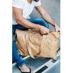 Masai Carrier Weekender Bag   Hazelnut