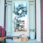 Believe in Christmas Magic | Vinyl Sticker