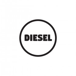 Diesel Only | VINYL STICKER