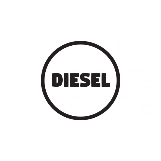 Diesel Only | VINYL STICKER