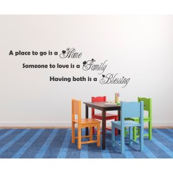 A Place To Go  | Decal