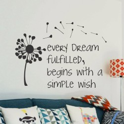 Every Dream | Wall Decal