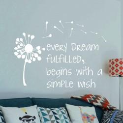 Every Dream | VINYL STICKER