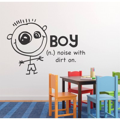 Boy | Wall Decal