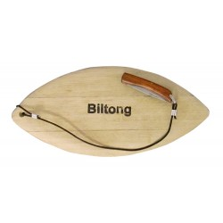 Biltong Board with Knife | Oval