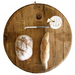 Round Cheese Board | Large