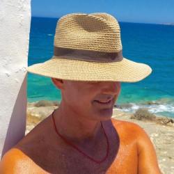 Oscar Mens Hat   Charcoal
