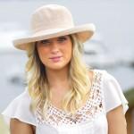Breton Hat | White