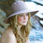 Capeline Hat | Beige