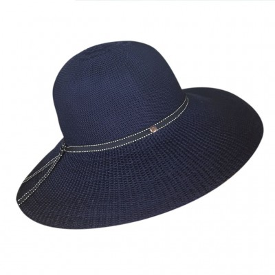 Capeline Hat | French Navy