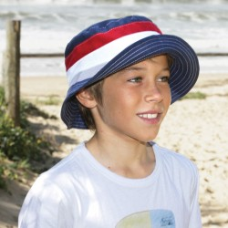 Charlie Childrens Hat  | Nautical
