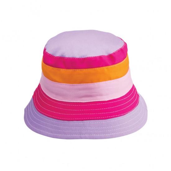 Charlie Childrens Hat  | Pink Orange
