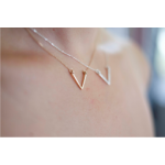 Geo V Sterling Silver | Necklace