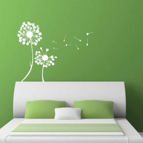 DANDELIONS | Wall Decal